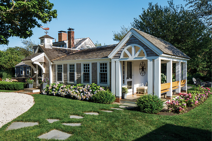 Glory Restored Inside A Chatham Colonial Transformation