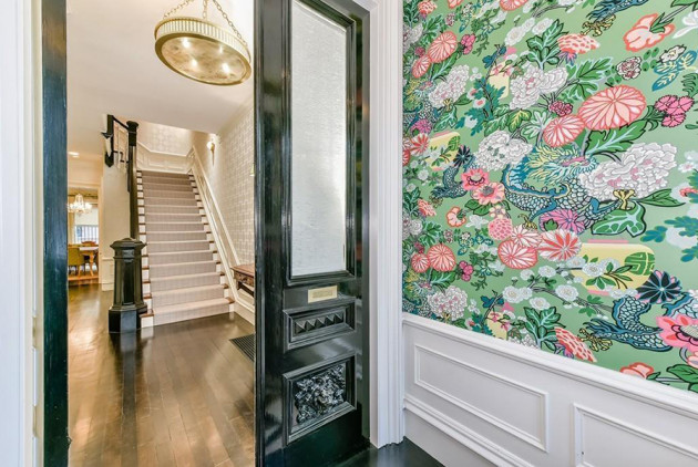 Buy a Chic Back Bay Rowhouse