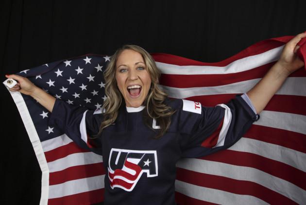 With Help from Massachusetts, U.S. Women's Hockey Won Gold