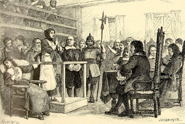 TBT: First Group of Women Arrested for Witchcraft in Salem