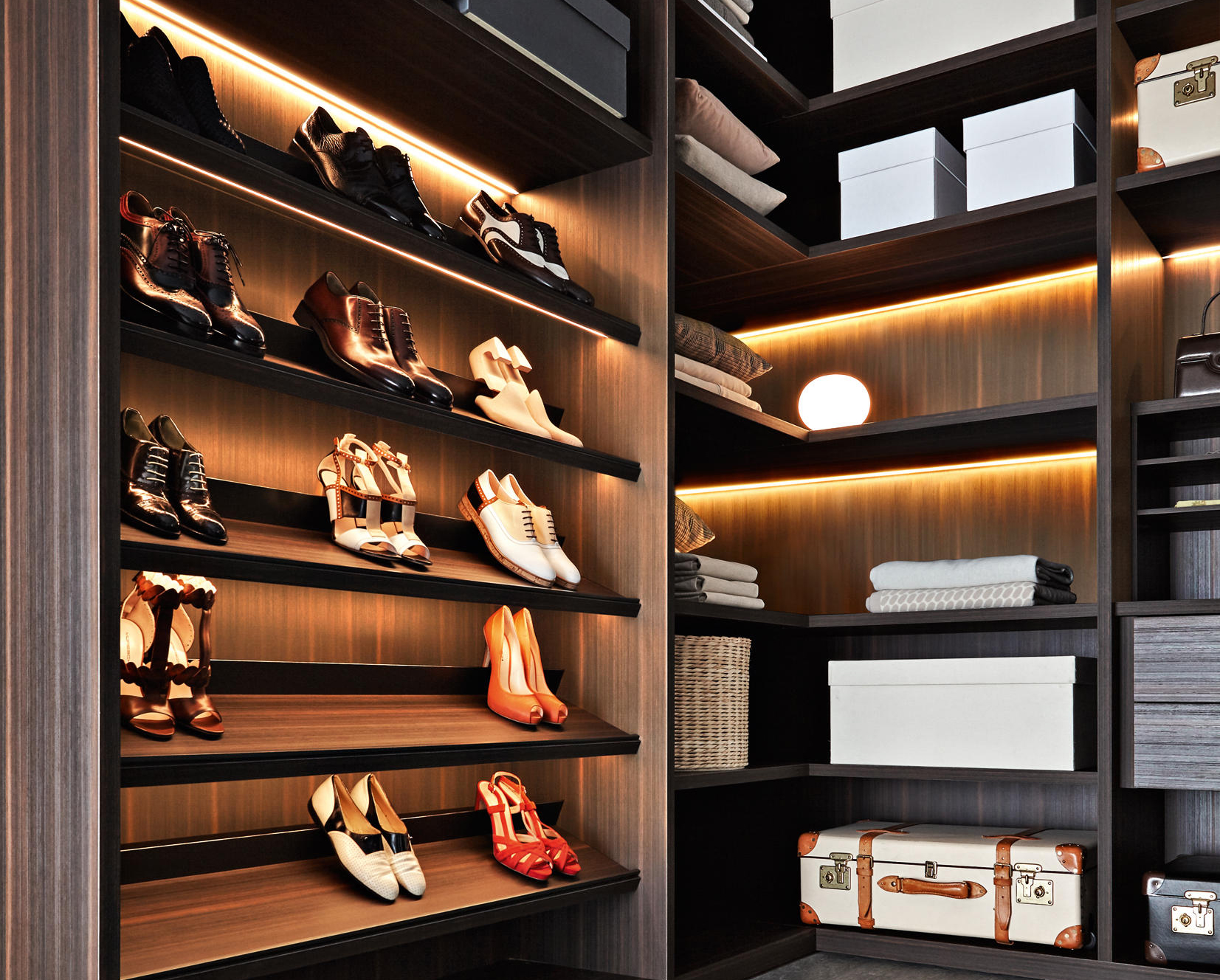 4 Custom Closet Designs For Every Style