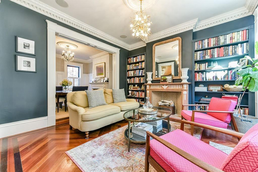 On the Market: A Stunning South End Townhouse – Boston Magazine
