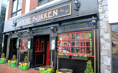 The Burren pub