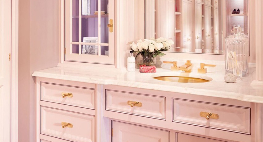 The Pink Home Decor Trend Continues This Season