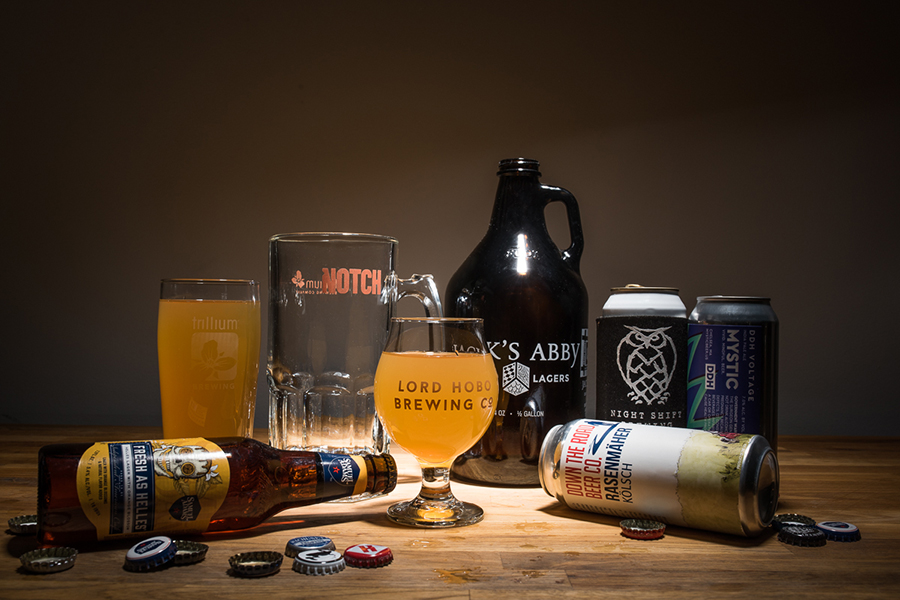 Boston magazine's Malt Madness: Best Massachusetts Breweries bracket