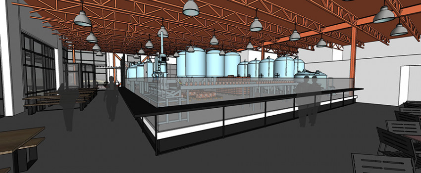 Mighty Squirrel's Waltham taproom could open as early as October 2018