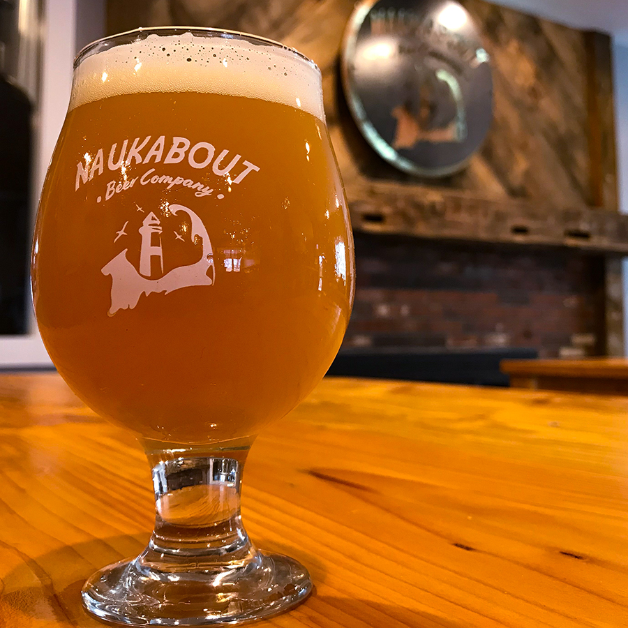 Naukabout Beer opens a Mashpee taproom