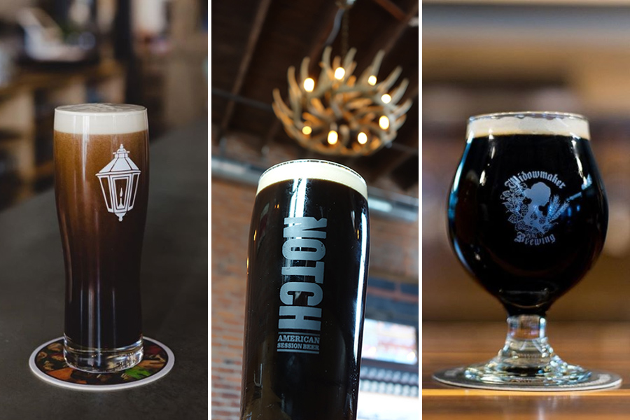 Boston stouts for St. Patrick's Day weekend