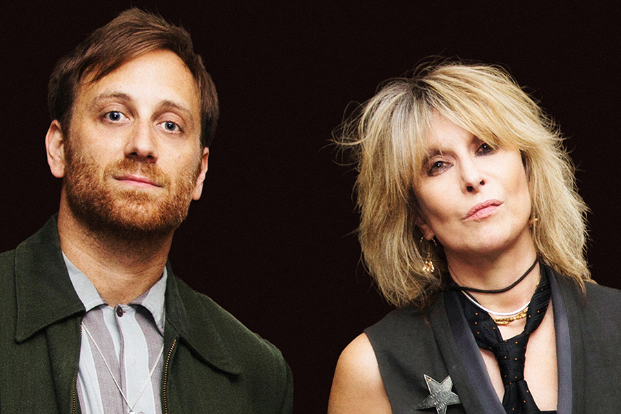 Chrissie Hynde and Dan Auerbach