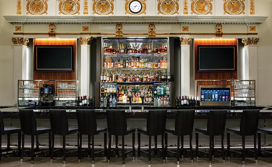 Three Hotel Lobby Bars To Check Out Around Boston