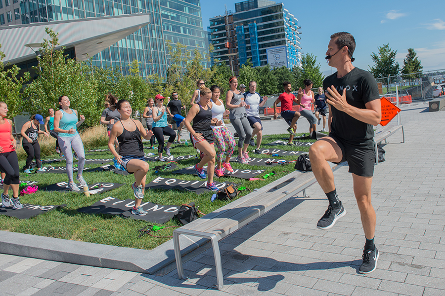 Equinox Seaport Sweat