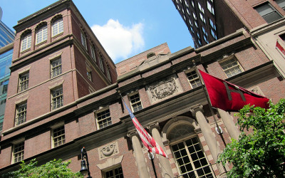 The Harvard Club of New York City