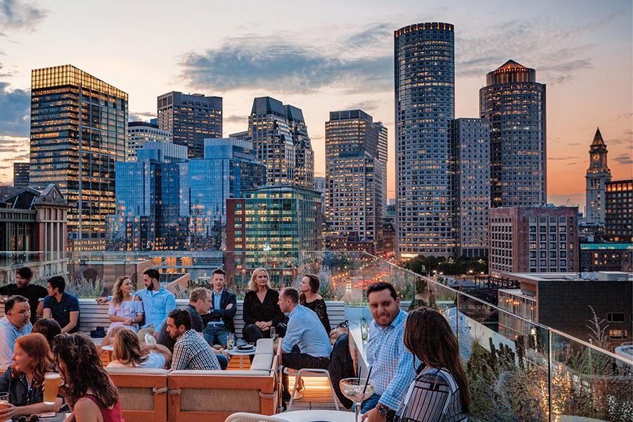 The Great Boston Hotel Boom