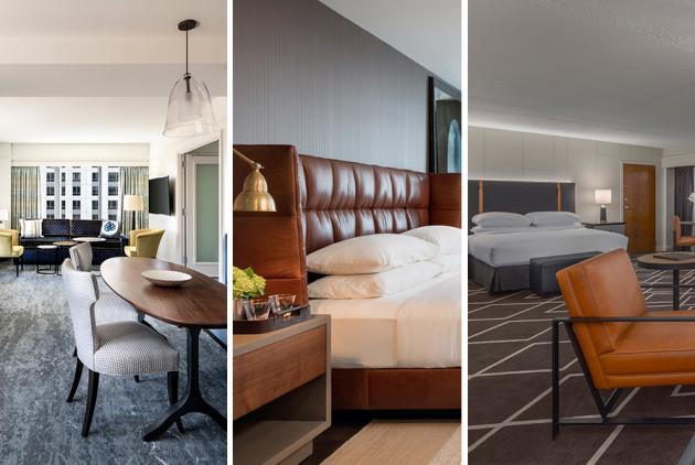 Peek Inside Three Recently Renovated Boston Hotels