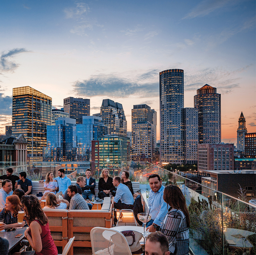 Rooms: How The Great Boston Hotel Boom Is Shaping The City