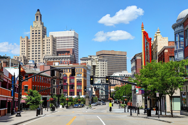 Providence Is The Capital And Most Populous City In Rhode Island Downtown Has Numerous