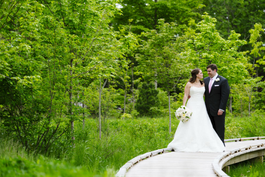 Real Weddings Boston: Real New England Wedding: Katherine Johnson And Nate Rawlings