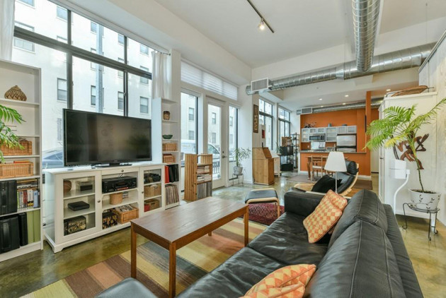 On the Market: A Live-Work Loft for Artists Only