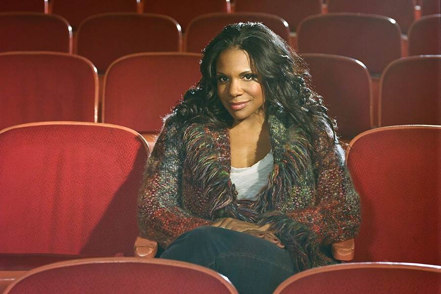 Audra McDonald at the Celebrity Series