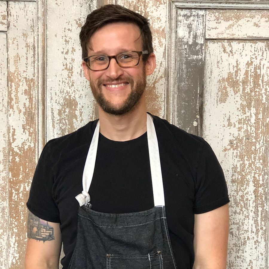 Chef Brendan Pelley is the new culinary director at Mill No. 5 in Lowell