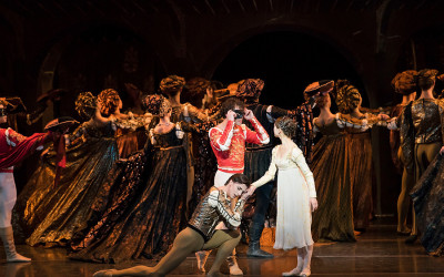 """Romeo and Juliet"" at Boston Ballet"