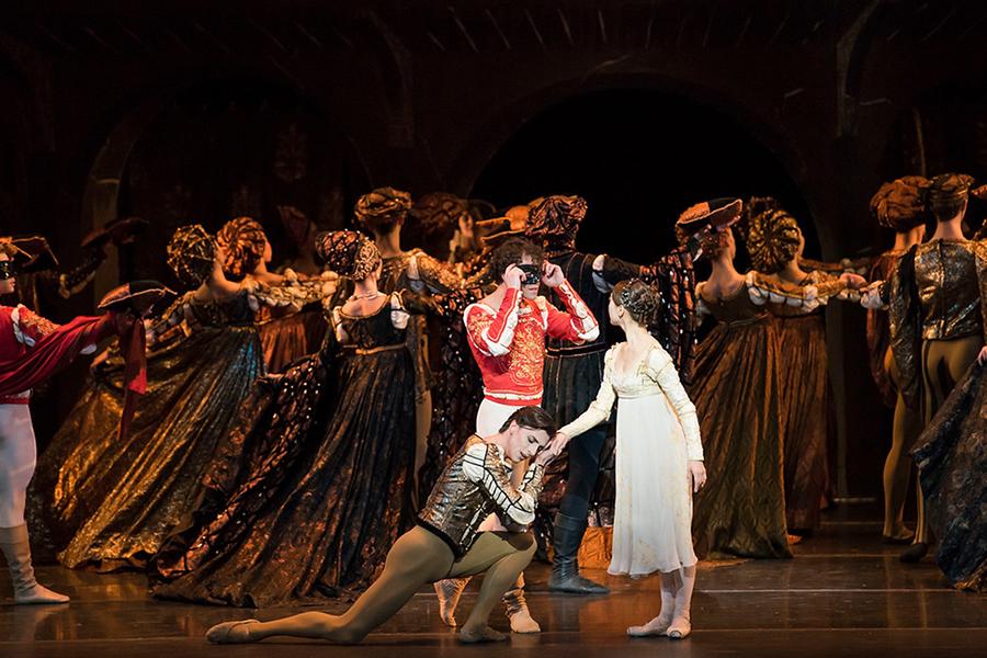 """Romeo and Juliet"" at Boston Ballet"