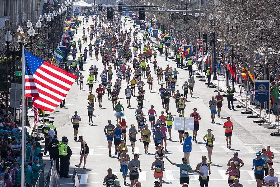 24 ways to celebrate the boston marathon boston magazine for Craft fair boston 2017