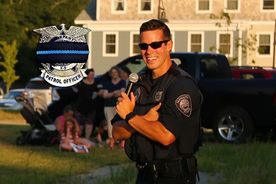Mass. Police Officer, Westfield State Graduate, Killed In The Line Of Duty