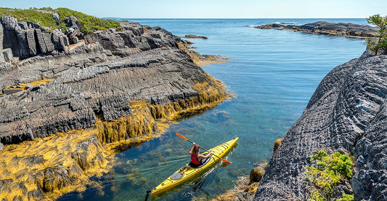 Travel Deal: Sleep on a Private Island in Nova Scotia