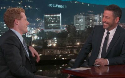 Joe Kennedy and Jimmy Kimmel