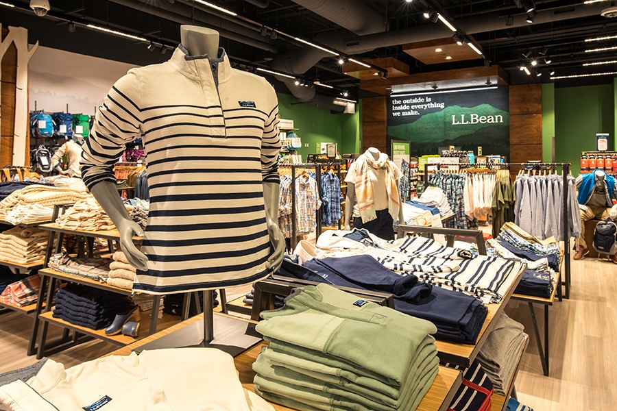 apparel L.L. Bean