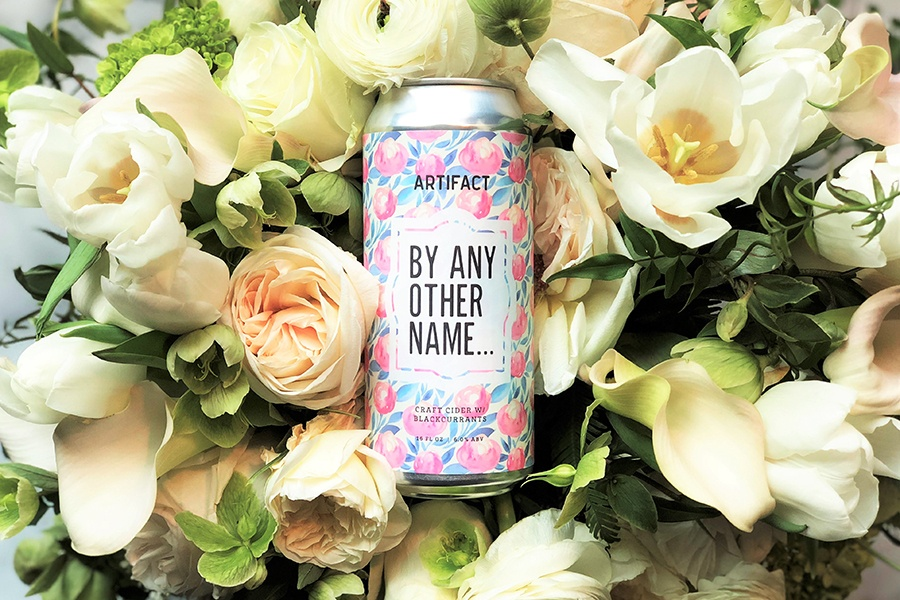 Artifact rose cider By Any Other Name