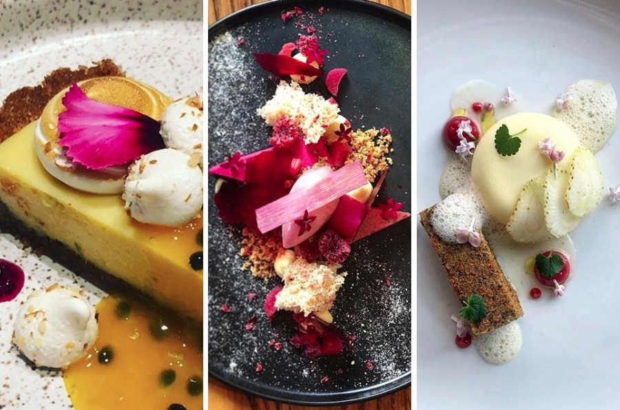 2018 Boston Bakes for Breast Cancer desserts from Ruka, Cultivar, and Oak & Rowan