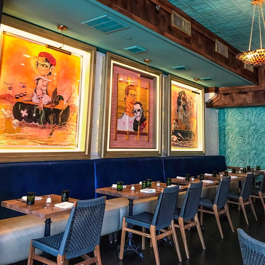 First Look At Burro Bar South End Now Open In Boston