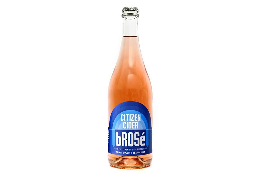 Citizen rose cider Brose