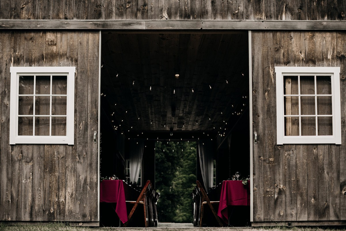 Plan A Wedding With Rustic Charm At This New Hampshire Farm