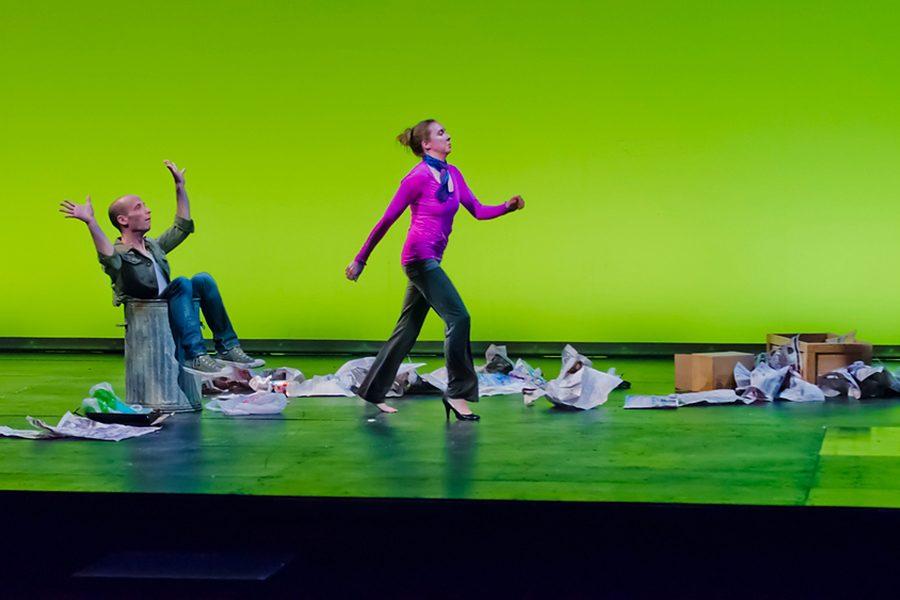 Boston Playwrights' Theatre Marathon