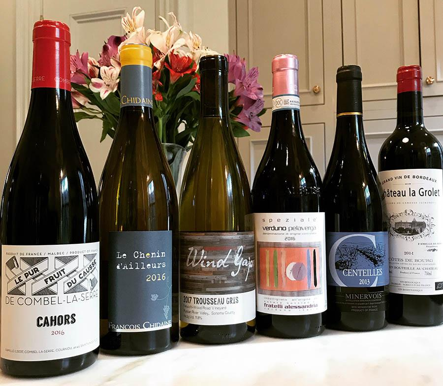 Craigie on Main wine director Carl York's curated picks for the Upper Glass box in May