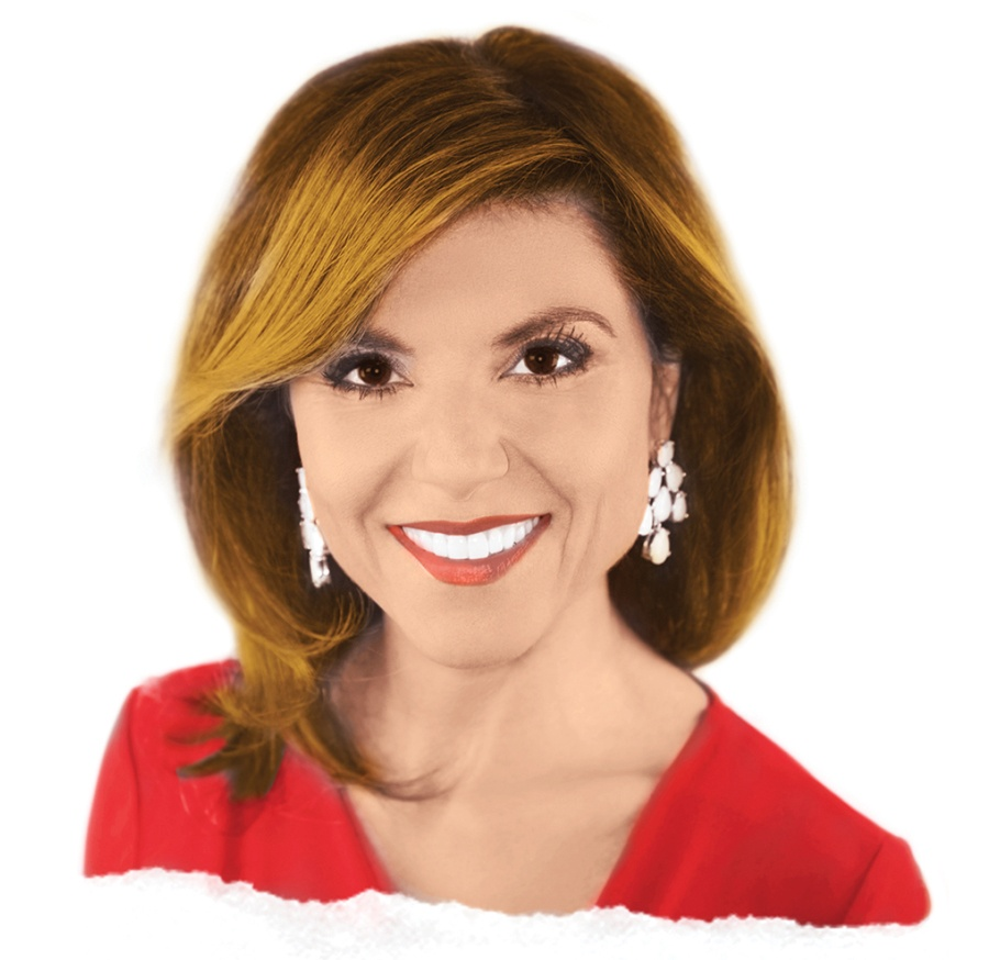 Influencer: Maria Stephanos from WCVB, Boston's Anchor