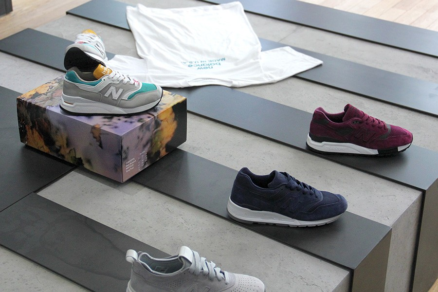 New Balance pop-up