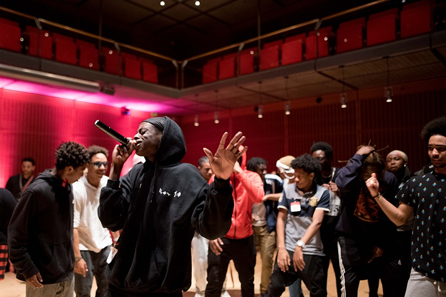 Teen Takeover at the Isabella Stewart Gardner Museum