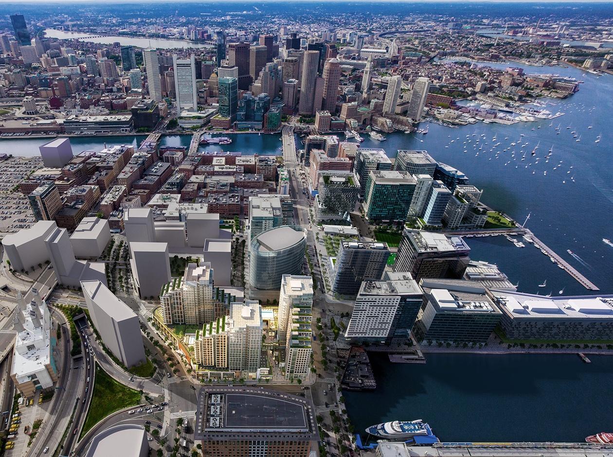 Boston Logan Airport Parking >> A Sneak Peek at Seaport's Newest Luxury Residential Address