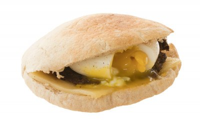 Clover debuts its Impossible sausage breakfast sandwich at all locations this week