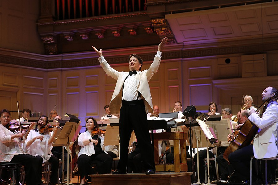 Keith Lockhart BSO Pops