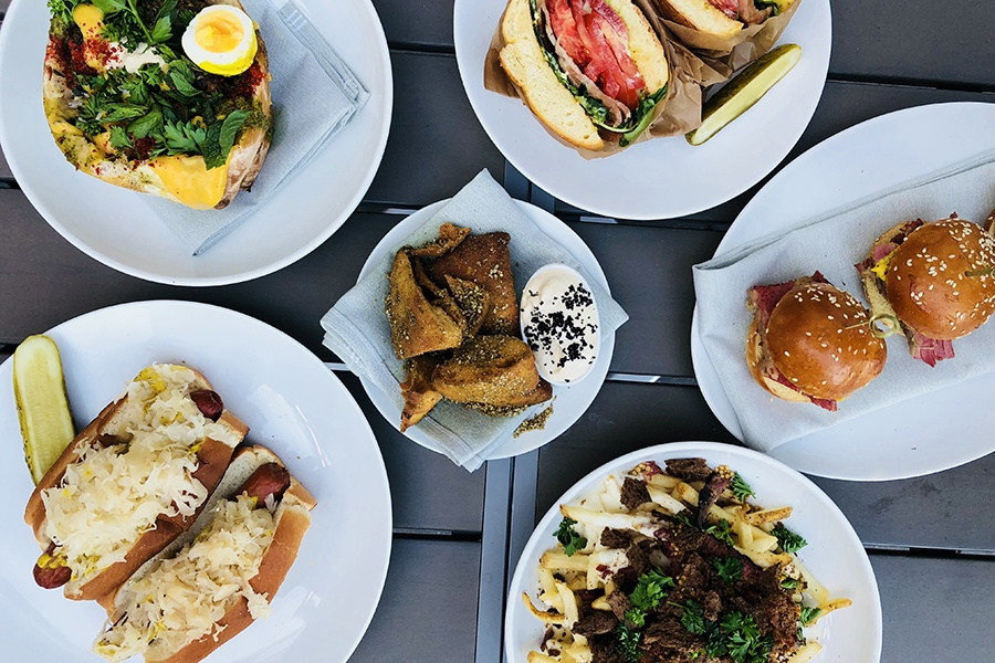Our Fathers Restaurant and Bar has a new late-night menu with pastrami fries and more