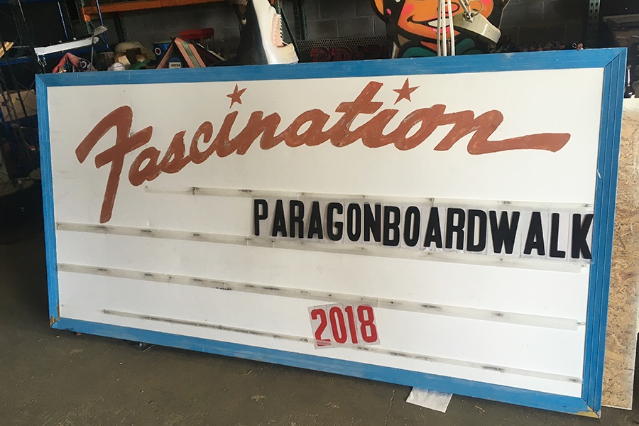 The classic gaming parlor Fascination remains open under new ownership at the Paragon Boardwalk