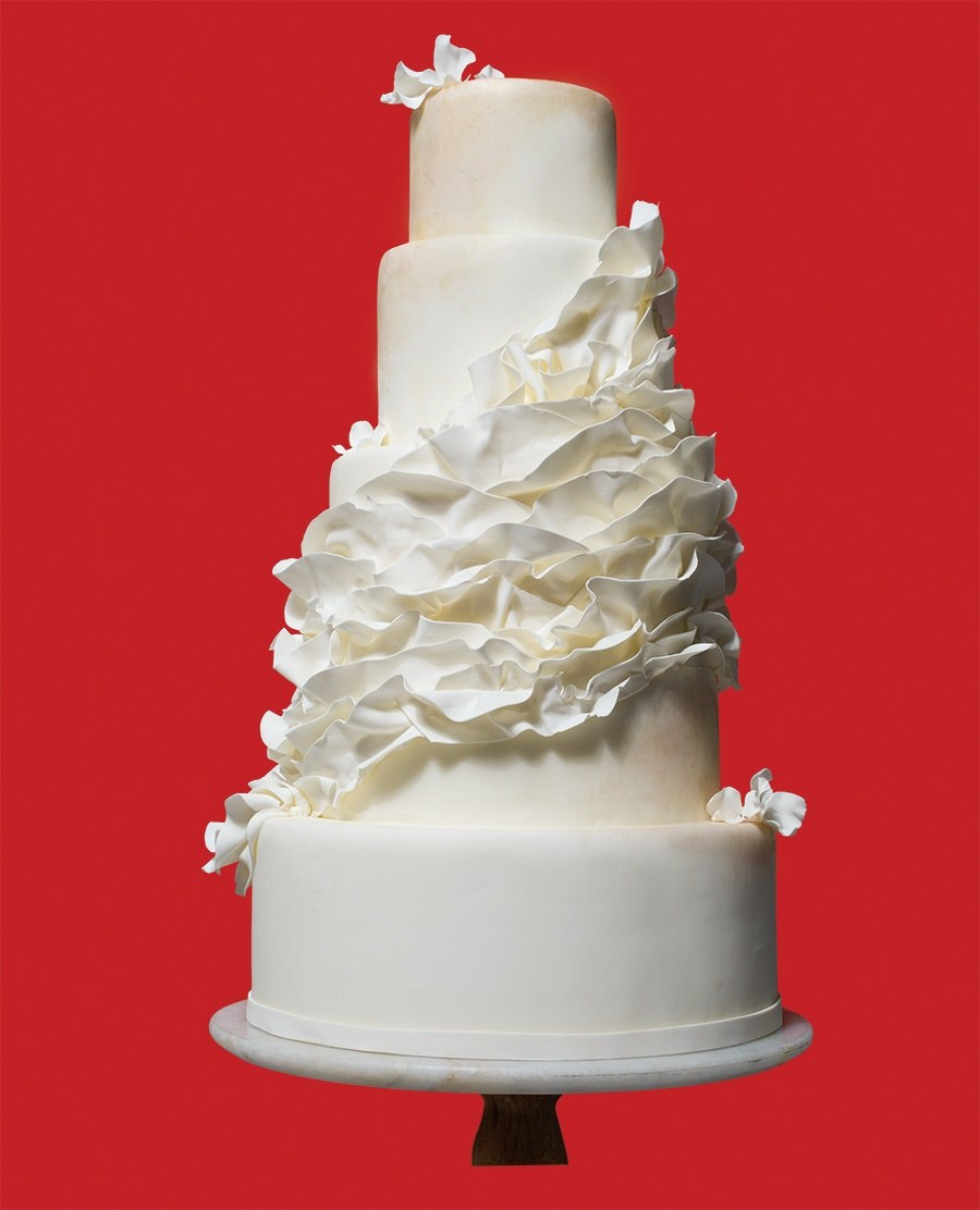 The Best Wedding Cakes In Boston