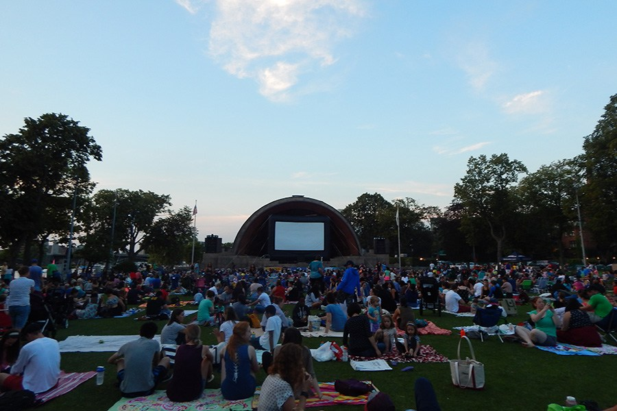 Free Friday Flicks Boston Events