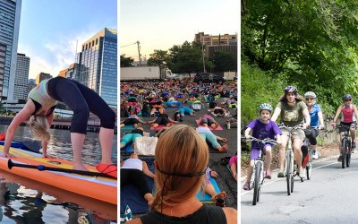 healthy things to do Boston