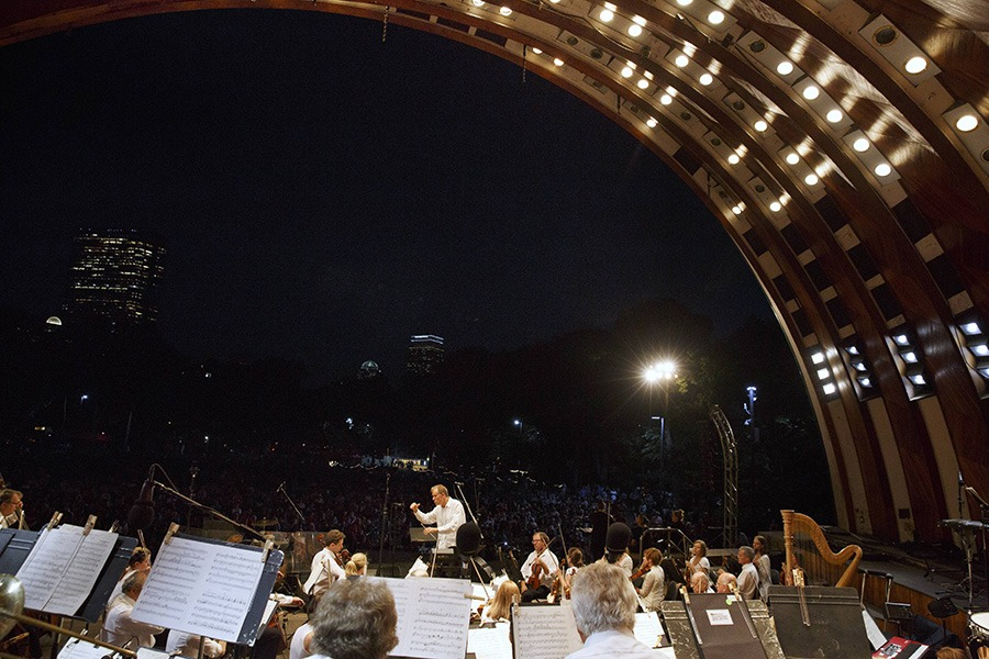 Boston Landmarks Orchestra Events